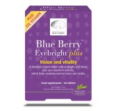 Blue Berry tabletės N60 (New Nordic)