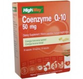 Highway Coenzyme Q-10 50 mg kapsulės N30 (Contract Pharmacal)