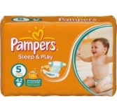 Sauskelnės PAMPERS Sleep&Play Value Pack Junior, 11 - 25 kg, 42 vnt.