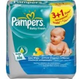 Servetėlės PAMPERS Baby Fresh, 256 vnt.