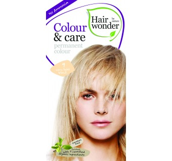 Hairwonder Colour & Care ilgalaikiai plaukų dažai be amoniako (Very light blond)