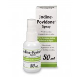 Jodine-Povidone Spray 50 ml. (Denteck b. v)