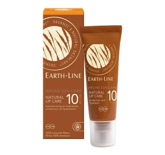 EARTH LINE apsaugantis lūpas balzamas Natural Lip Care SPF 10 (Yves Ponroy)