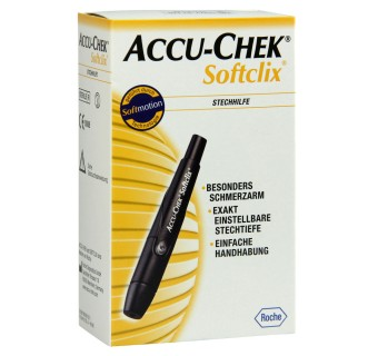 Dūriklis Accu-Chek Softclix Kit (Roche Diagnostics)