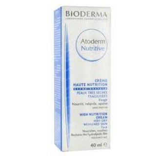 Bioderma Atoderm Nutritive, 40 ml